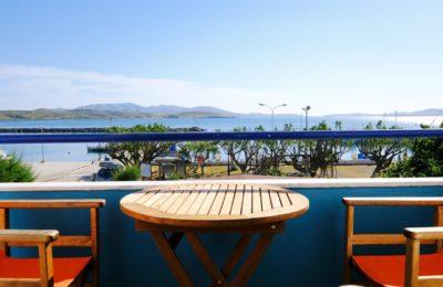 Limnos - Hotel Galazio Limani