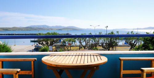 Limnos – Hotel Galazio Limani