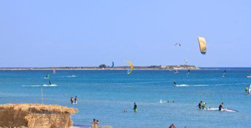 Kitesurfing Grecja – Limnos