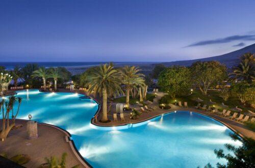 Hiszpania – Melia Fuerteventura