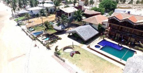Brazylia 3spoty- Sexta Qudra + Recanto do Barao+ Barraca de Kite