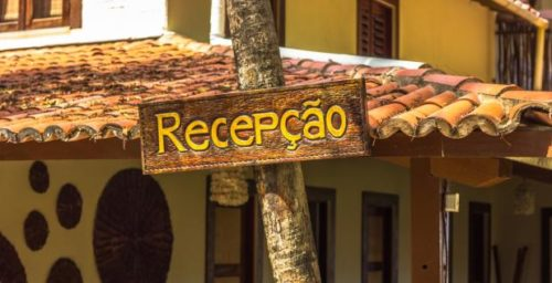 BRAZYLIA – Rede Beach +Sexta Quadra