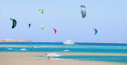 Kitesurfing EGIPT – Soma Bay