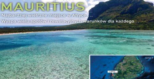 Mauritius – Najbardziej wietrzne miejsce w Afryce. Kitesurfing dla każdego