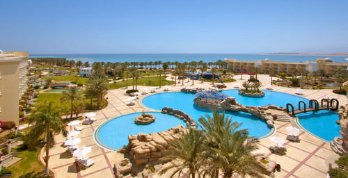 Egipt – Sentido Palm Royale Soma Bay