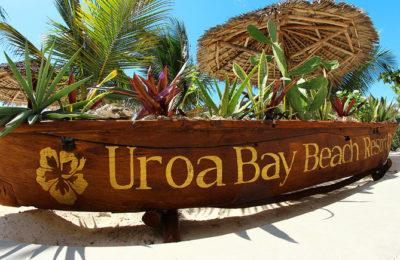 Zanzibar - Uroa Bay Beach Resort