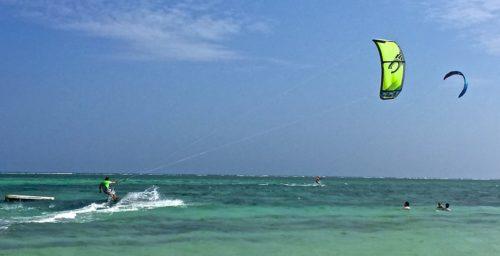 Kitesurfing KENIA
