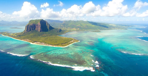 MAURITIUS – FIRST MINUTE
