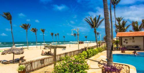 Brazylia 3spoty- Sexta Quadra/Ocean View  + Recanto do Barao+ Rede Beach
