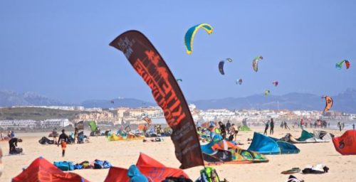 Kitesurfing Hiszpania Tarifa