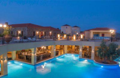 LIMNOS - Hotel Varos Village