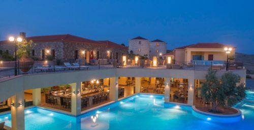 LIMNOS – Hotel Varos Village