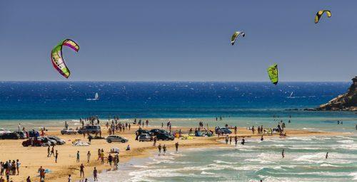 Kitesurfing Grecja – Rodos