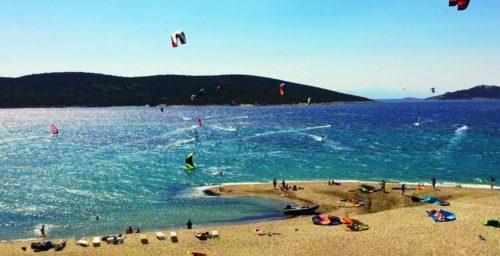 Kitesurfing Grecja – Kos