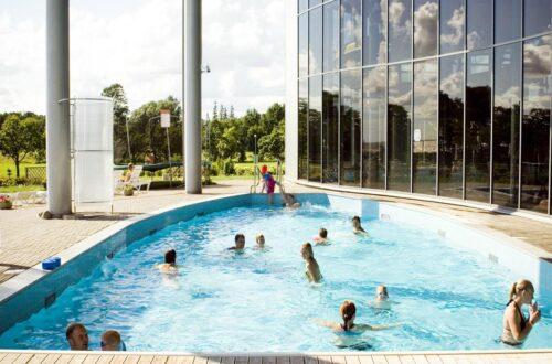 Estonia – Spa Tervise Paradii – Parnawa
