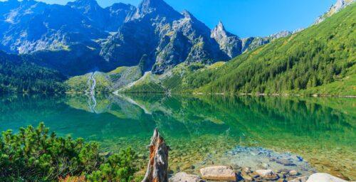 Polska – Góry