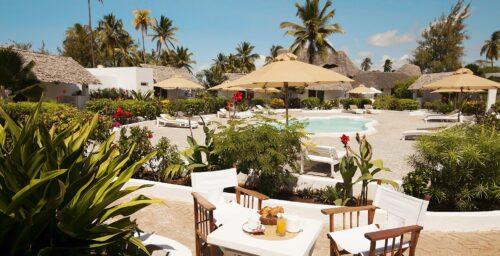 Zanzibar – Dhow Inn